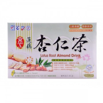 Lotus Root Almond Drink (10 sachets)