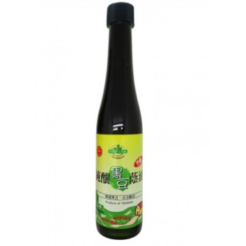 Pure Black Bean Sauce - Thick (420ml)