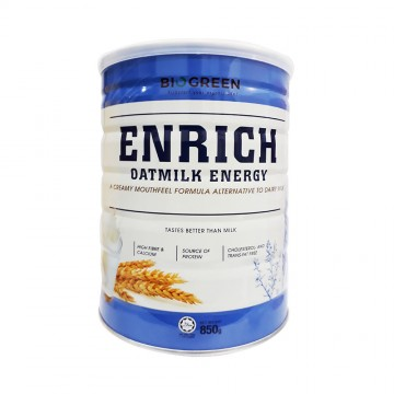 Enrich Oatmilk Energy 850g