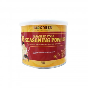G Seasoning Powder 180g