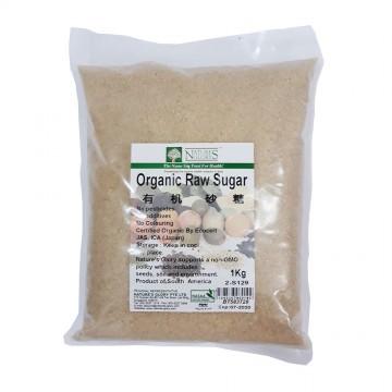 NG Organic Raw sugar (1kg)
