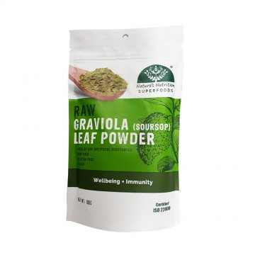 Inactive - Raw Graviola (Soursop) Leaf Powder