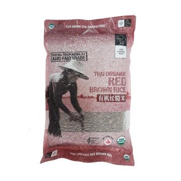 Thai Organic Red Brown Rice