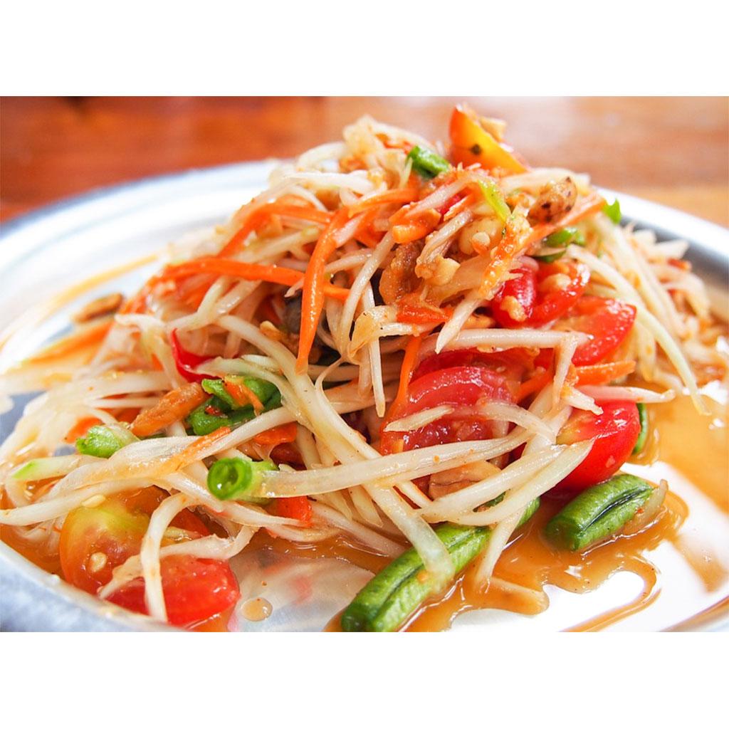 Som Tam(泰国青木瓜沙拉)